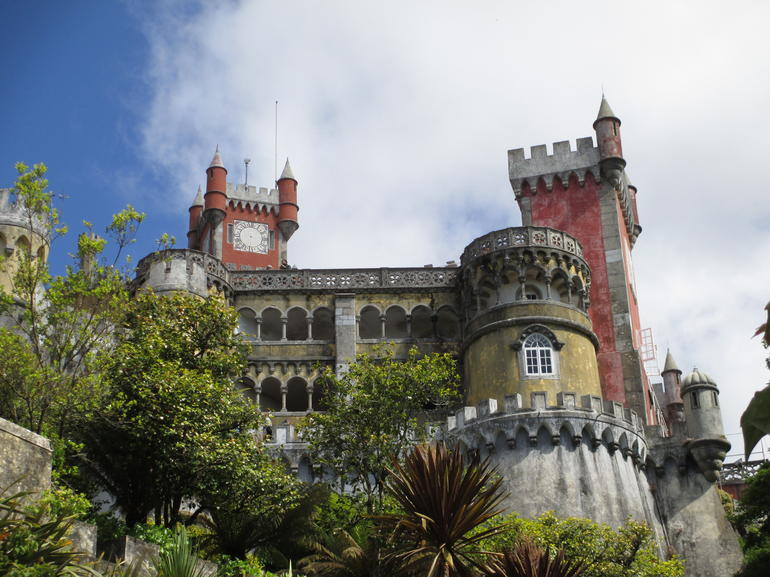 Palace of Pena - Lisbon