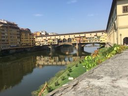 Ponte Vecchio , BASSO I - August 2015