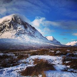 The stunning Scottish highlands , Megan O - January 2013