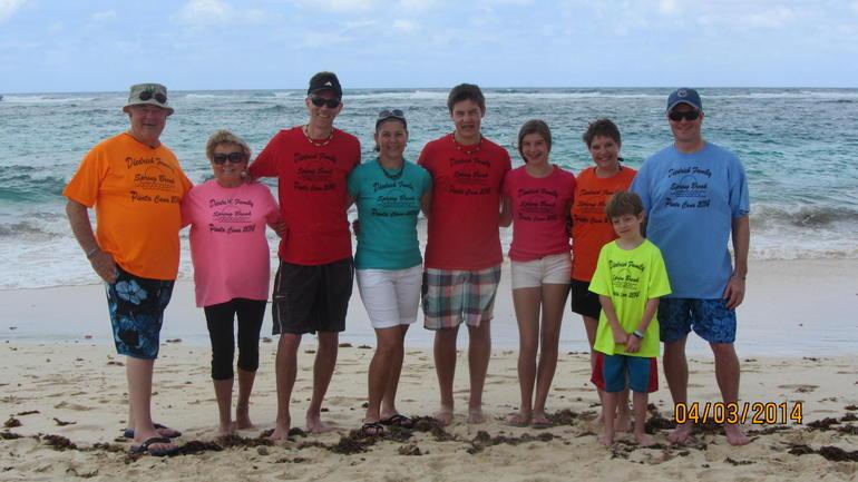 Spring Break Family Vacation - Punta Cana