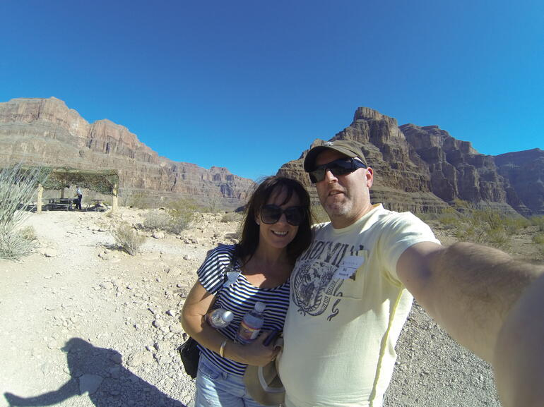 Sundance Helicopter Trip - Grand Canyon June 2013 - Las Vegas