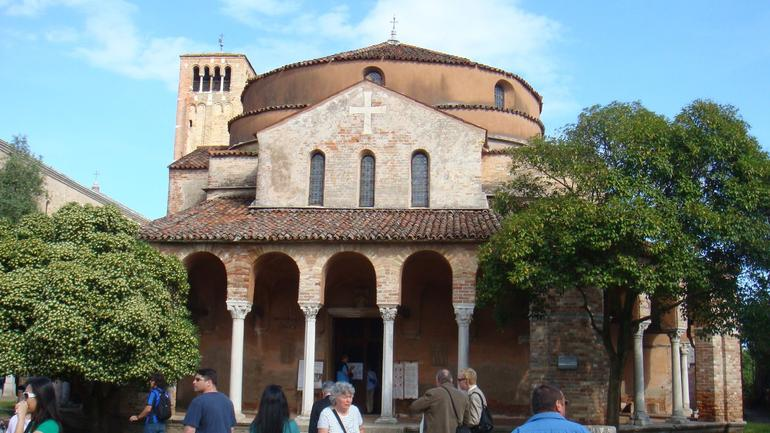 The church in Torcello - Florence