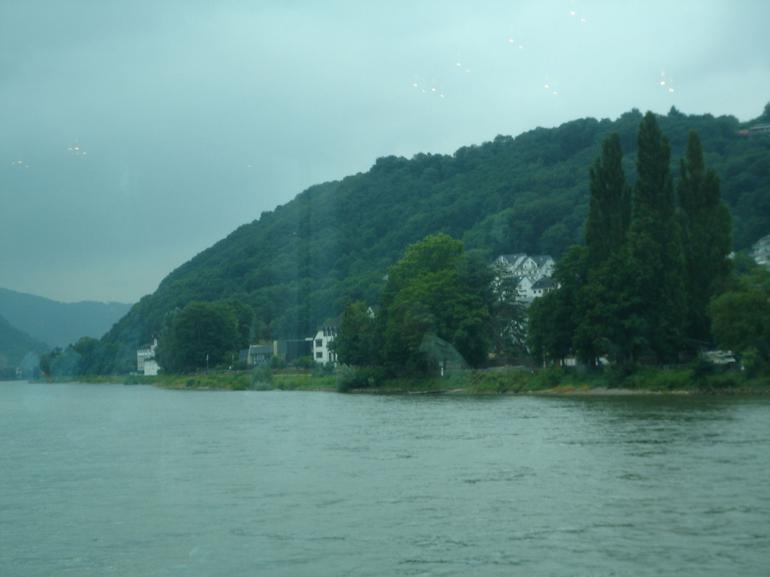 The Romantic Rhine - Koblenz