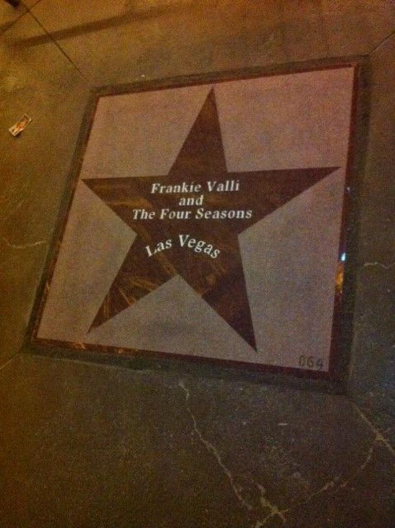 Vegas Walk of Fame - Las Vegas