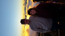 Kim and Rob- sunrise at Mt Haleakala-July 2015 , kim - August 2015