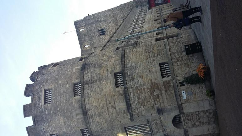 Oxford Castle and Prison Guided Tour