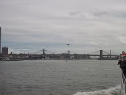 Fantastic way to see Brooklyn bridge and the New York skyline. What a great day. , Audrey O - April 2014
