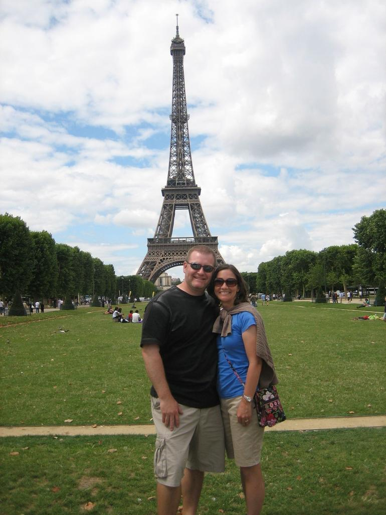 Another great memory - Paris