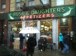Had some Jewish Rugelach here on the tour....YUM! , Allison H - January 2014