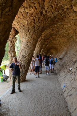 Park Güell, Jeff - September 2013
