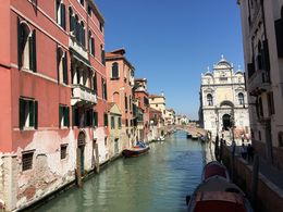 This is the Venice we came to see. , weathertop - July 2015