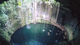 The best part of the tour was swimming in this cenote. A MUST DO! , Priscilla S - September 2015