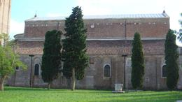 View of church in Torcello, Sadaf R - June 2008