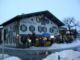 Oberammergau in winter , Marian A - January 2011