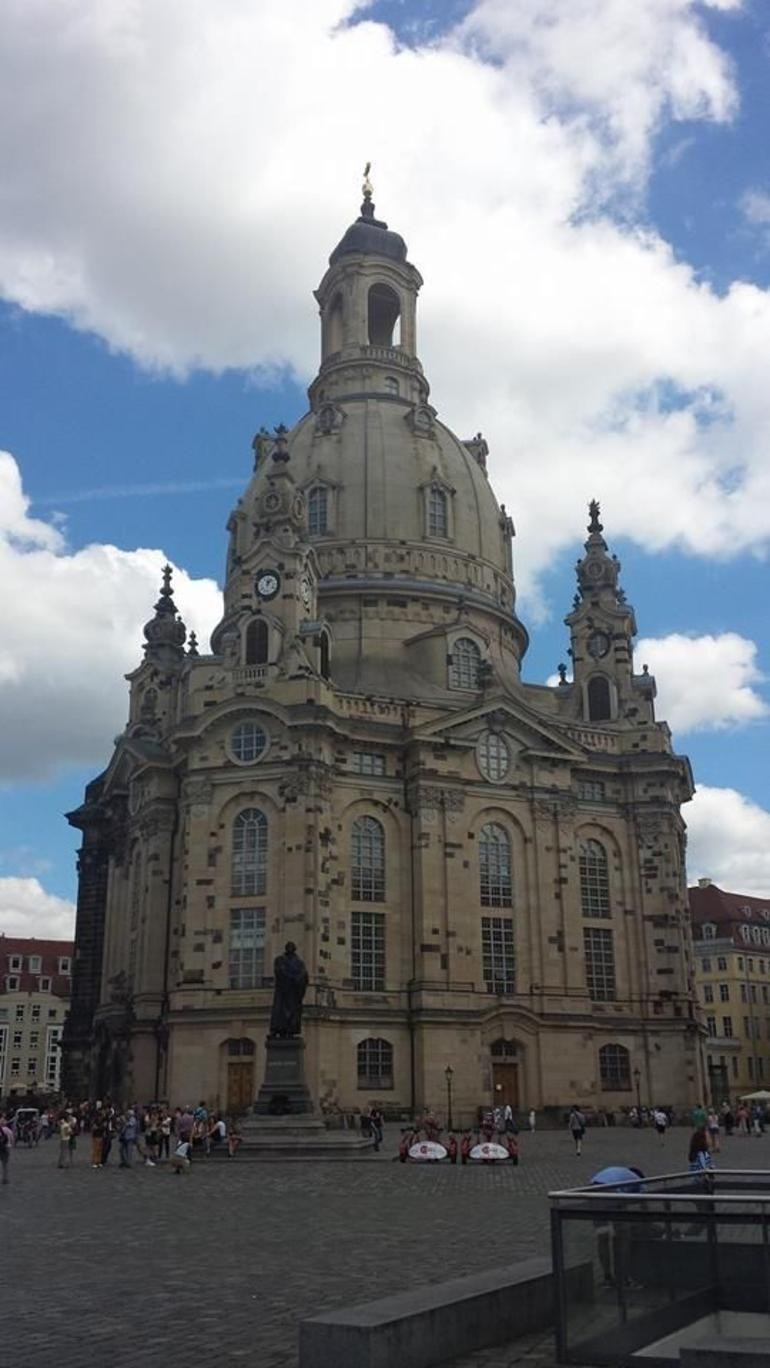 Frauenkirche - Prague