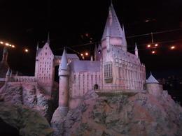 Uma maquete impressionante do castelo de Hogwarts. , Heloísa - August 2013