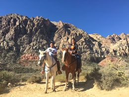 Horseback Ride 2, Jeff - March 2016