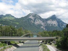 Gorgeous mountains! , Reba A - July 2012