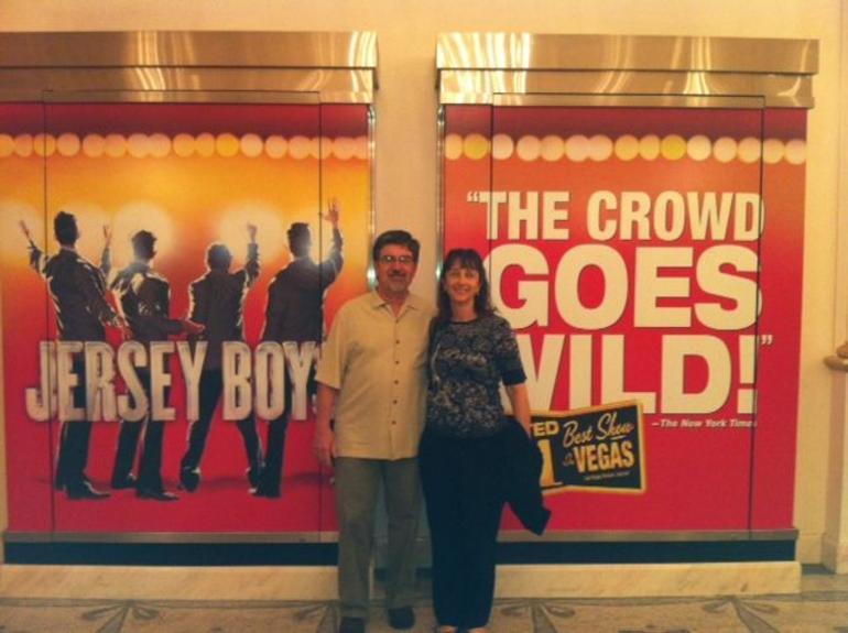 Jersey Boys - Las Vegas
