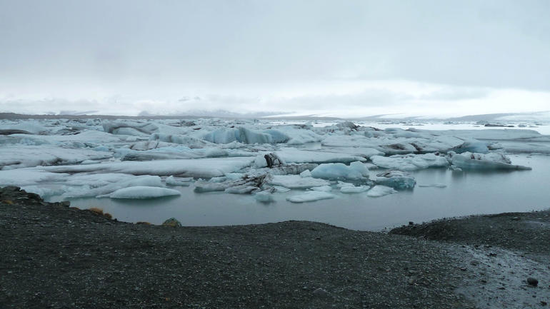 Jokulsarlon Lagoon 1 - Reykjavik