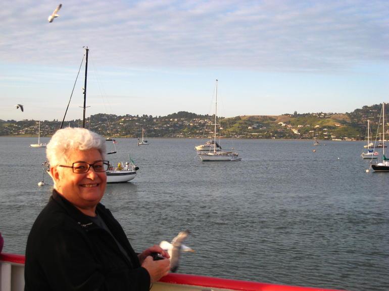 Mum & Sausalito - San Francisco