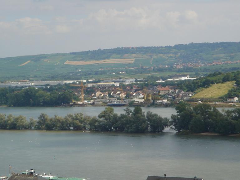 Rudesheim - Koblenz
