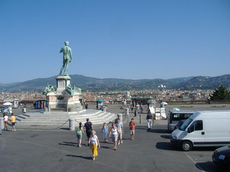 Short tour - Florence