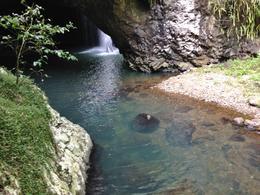 Beautiful Waterfall! , ringfort - August 2016