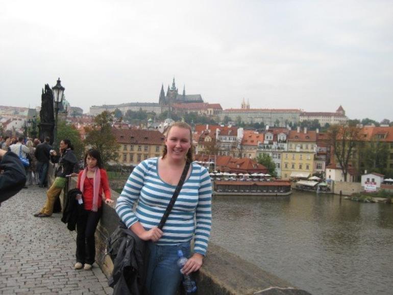 St Charles Bridge - Prague