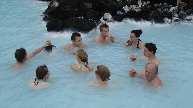 The Blue Lagoon Spa - Reykjavik