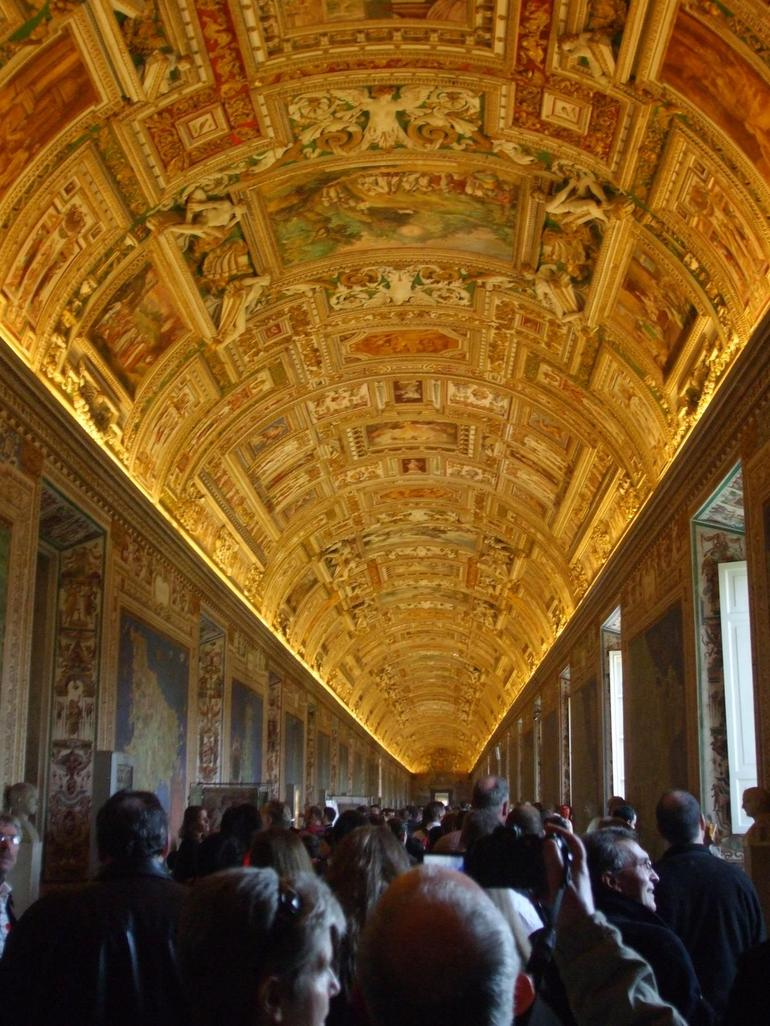 The great hall - Rome