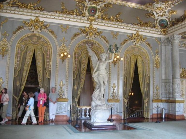 The Great Room of Teatro Nacional - San Jose