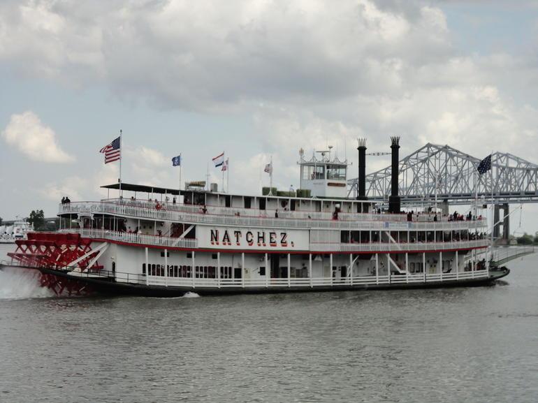 The Natchez - New Orleans
