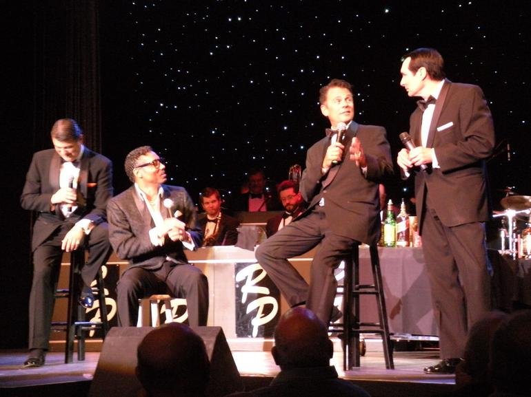 The Rat Pack is Back - Las Vegas