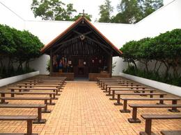 Changi Memorial Chapel - June 2010
