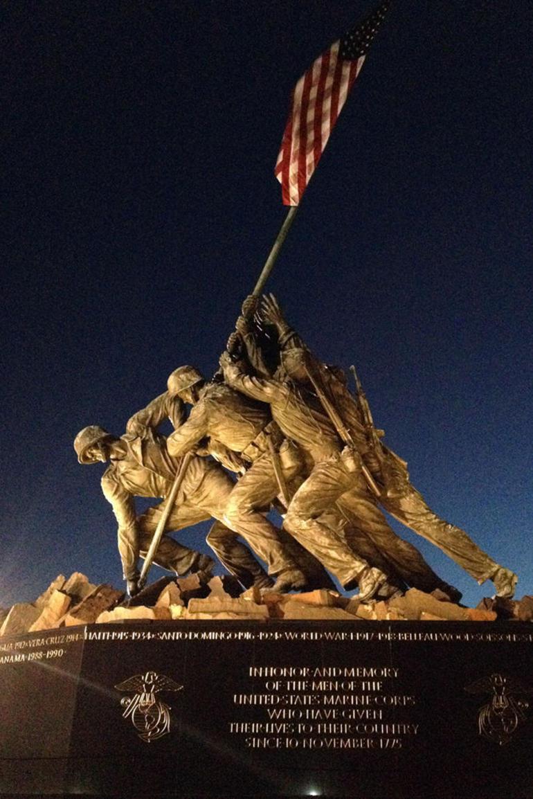 Washington DC Monuments by Moonlight Night Tour - Washington DC