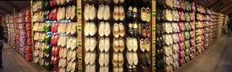 Giant Clog all inside the Wood Shoe shop , Lisa F - September 2015