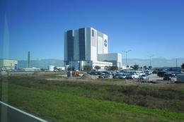 El gigantesco VAB sonde se ensamblaban los Saturno y luego los shuttle , Daniel V - November 2017