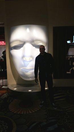 the mask, Eric - February 2016