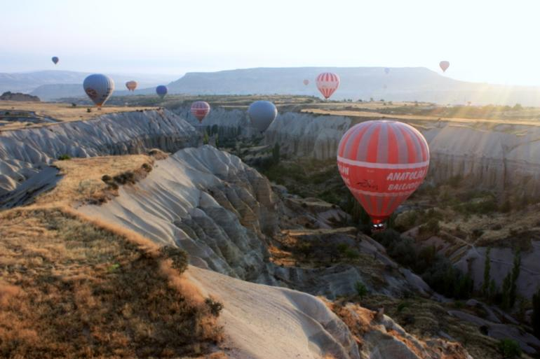 Balloons everywhere - Turkey