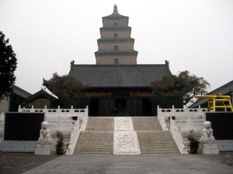 Big Goose Pagoda - Xian