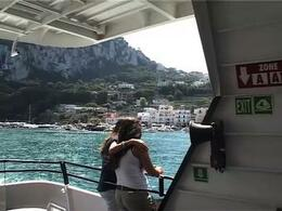 Capri Day Trip from Rome - October 2011