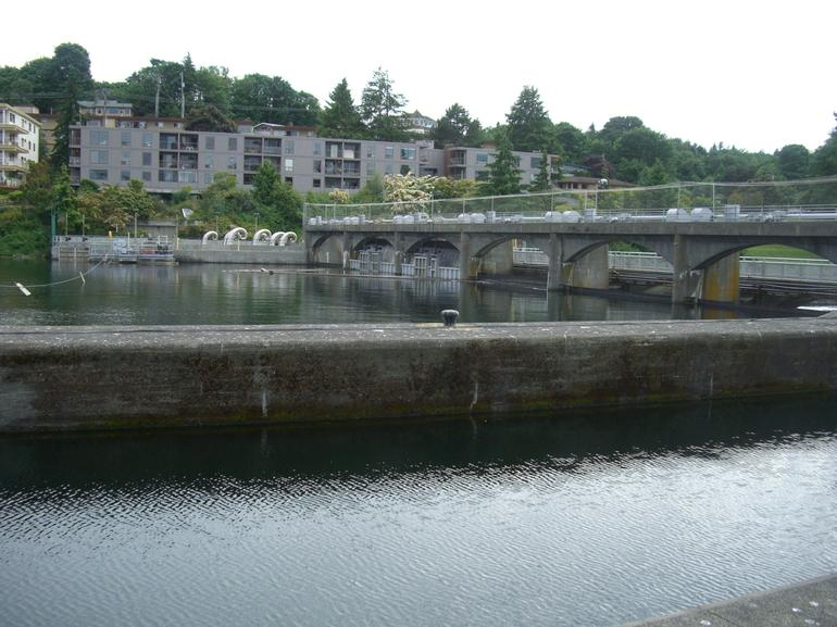 Chittenden (Ballard) Locks, Seattle - Seattle