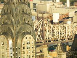 Vue depuis l'Empire State Building , PHILIPPE E - October 2014
