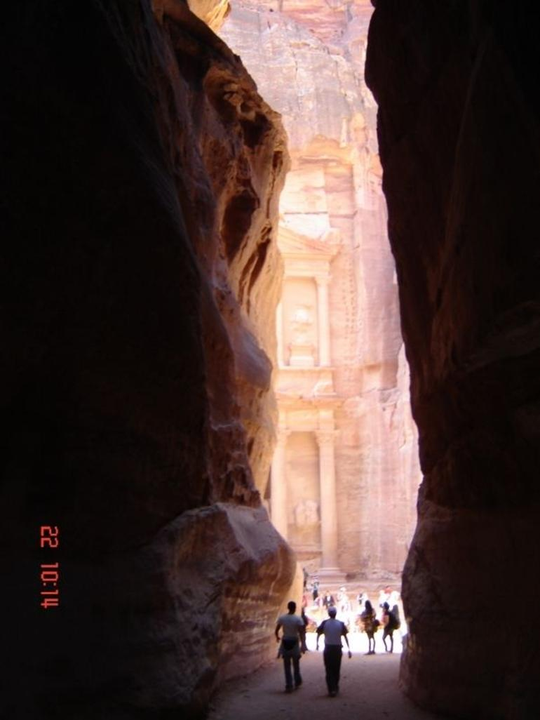 Following Indiana Jones' footsteps:-) - Amman