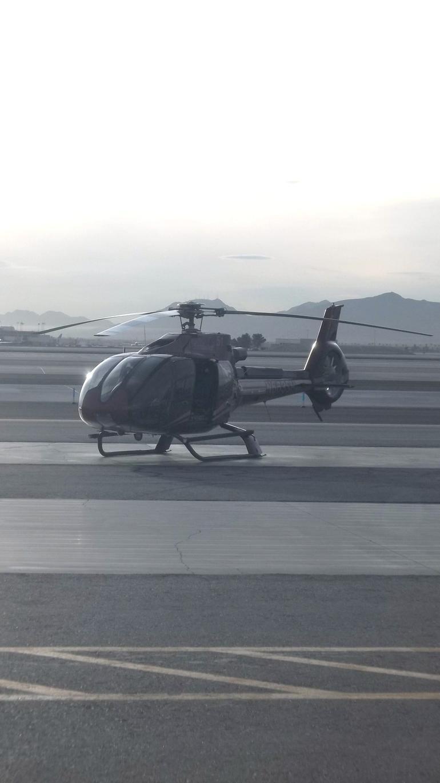 Hélico - Las Vegas