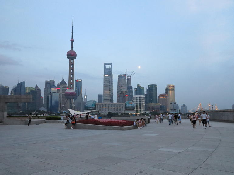 Huangpu River Cruise and Bund City Lights Evening Tour of Shanghai photo 32