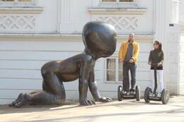 Prague City Segway Tour - April 2013