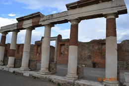 Ruins of Pompeii , Richard P - October 2011