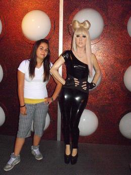 Lady Gaga, Traveler from Texas - July 2011